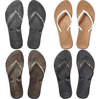 Reef Womens Cushion Bounce Stargazer Pool Beach Summer Flip Flop Thongs Sandálias