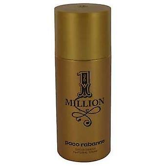 1 000 000 by Paco Rabanne deodorantti spray 5 oz (miehet) V728-466518