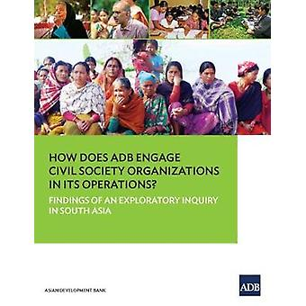 How Does ADB Engage Civil Society Organizations in Its Operations? - F