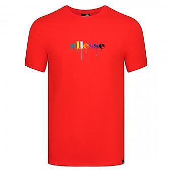 Ellesse Giorvoa Punainen T-paita