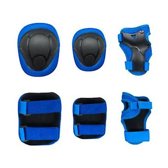 6-piece Protective Set For Children, Protectors, Inline Skates, Protective Equipment, Knee Pads