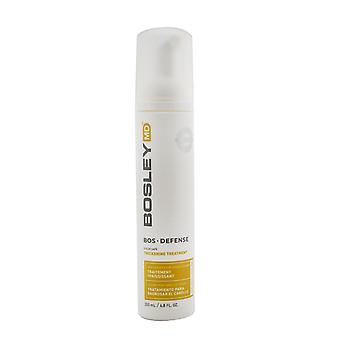Bosley md bos defense color safe thickening treatment 261297 200ml/6.8oz