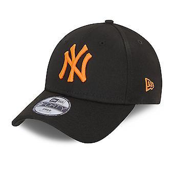 New Era 9Forty Kinder Cap - New York Yankees schwarz