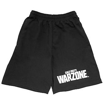 Call Of Duty Womens/Ladies Warzone Shorts
