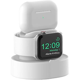FengChun Ladeständer für Apple Watch, Einfach Installierender Halter für Apple Watch 38/40/42/44mm