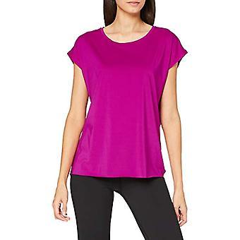 ESPRIT Sports pour t-shirt Laser Cut T-shirt yoga, 625, Medium Femme