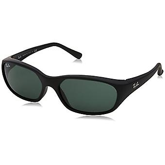 Ray-Ban 0RB2016 W2578 59 Sunglasses, Black, Men's