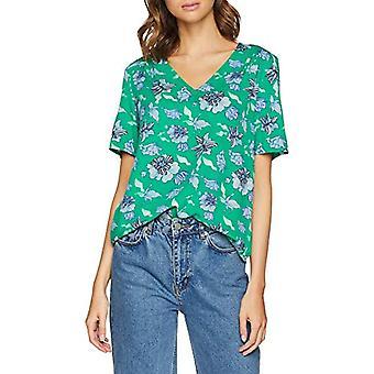 Garcia B90236 T-Shirt, Multicolored (Bosphorus 2864), Small Woman