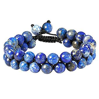 KYEYGWO Bracelet for men and women, 8 mm of Chakra energy with adjustable crystal beads, for yoga pairs, Ref bracelet. 0715444107542