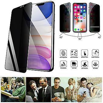 Iphone 11 Pro Max - Integritet Härdat Glas Skärmskydd