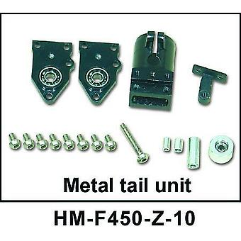 Metal Tail Unit