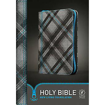 Compact Bible-NLT-Zipper Closure by Tyndale House Publishers - 978141