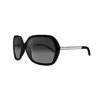 Ruby rocks ladies paris oversized sunglasses in black