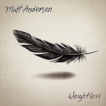 Matt Andersen - Viktlös vinyl