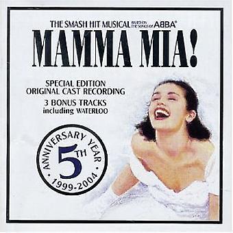 Mamma Mia - Original London Cast (5th Anniversary Edition) CD