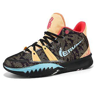 Explosive basketball shoes sports shoes 1E699 Orange