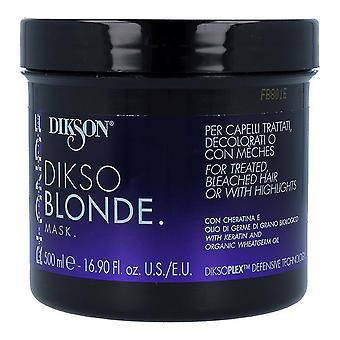 Haarmasker Dikso Blonde Dikson Muster (500 ml)