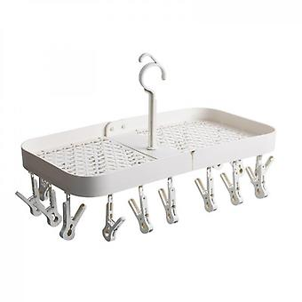 Multi Function Thick Solid Stainless Steel Drying Hanger