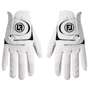 Men's Weathersof Golf Gloves, Pack Of 2 Pack