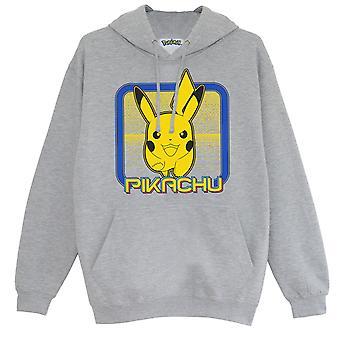 Pokemon Pikachu Running Women's Boyfriend Fit Hoodie | Officiële Merchandise