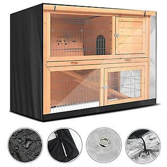 Bunny Rabbit Ferret Chicken Coop Pet Hutch Cage House Waterdichte stofdichte hoes