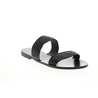 Frye Adult Womens Ruth Woven Slide Slides Sandals