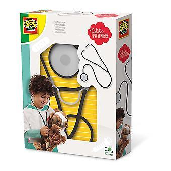 Petits Pretenders Kinder-Echt-Stethoskop