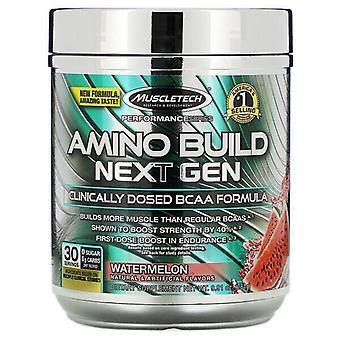 Amino Build - Next Gen, Watermelon - 281 grams