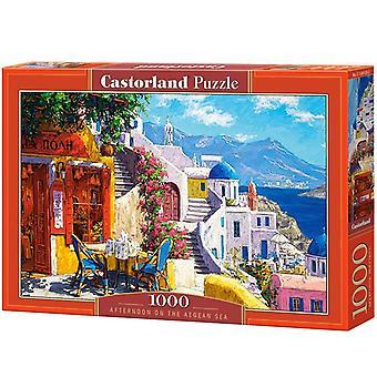 Castorland, Puzzle - Aegean Sea - 1000 Pieces