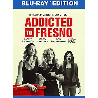 Addicted to Fresno [Blu-ray] USA import