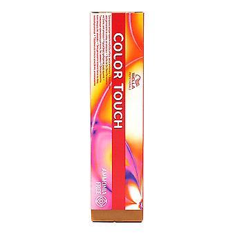 Colorante Permanente Color Touch Wella Nº 4/77 (60 ml) (60 ml)