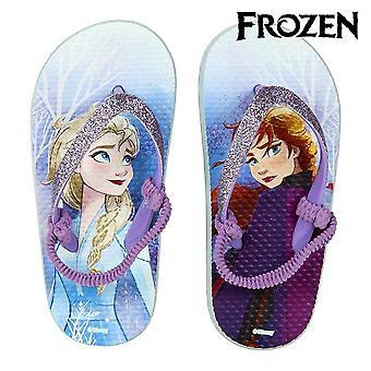 Flip Flops for Children Frozen Lilac