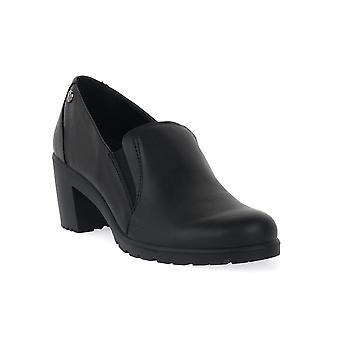 Enval soft dhalia black shoes