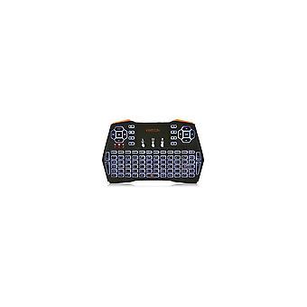 i8 Plus Tříbarevná podsvícená 2,4G bezdrátová mini touchpadKlíčová vzduchová myš Airmouse pro TV Box Mini PC