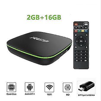 Audio converters r69 tv box android 7.1 Allwinner h3 quad-core 1g8g 2g16g 2.4Ghz wifi 1080p hd home smart media