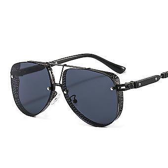 Neue Sonnenbrille aus Metallgewebe