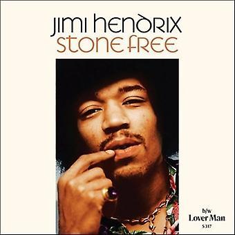 Jimi Hendrix - Stone Free / Lover Man [Vinyl] USA import