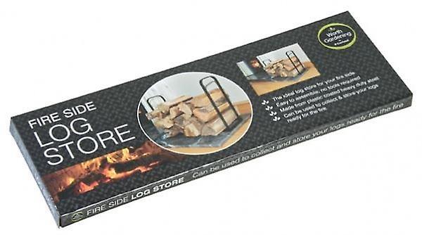 Fire Side Log Store