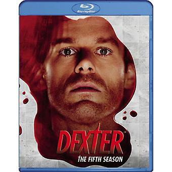 Dexter - Dexter: The Fifth Season [Blu-ray] [BLU-RAY] USA import