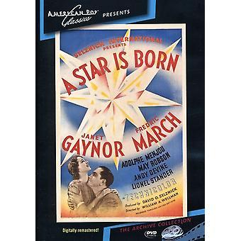 Importer des USA [DVD] étoile est née (1937)