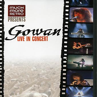 Gowan - Live in Concert [DVD] USA import