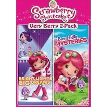 Strawberry Shortcake Very Berry 2er-Pack: Bright [DVD] USA Import