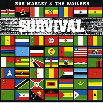Bob Marley & the Wailers - Survival [CD] USA import