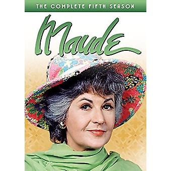 Maude: The Complete Fifth Season [DVD] USA import