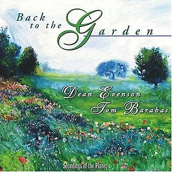 Evenson/Barabas - Back to the Garden [CD] USA import