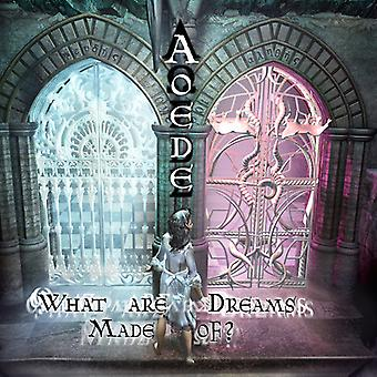 Aoede - What Are Dreams Made of? [CD] USA import