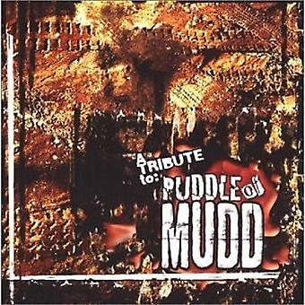 Tribute to Puddle of Mudd - Tribute to Puddle of Mudd [CD] USA import