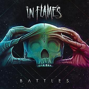 In Flames - Battles [CD] USA import