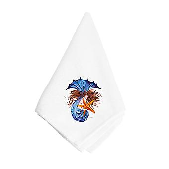 Carolines trésors 8337NAP sirène serviette