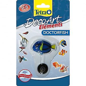 Tetra Decoart Elements Floating Doctorfish Ornament